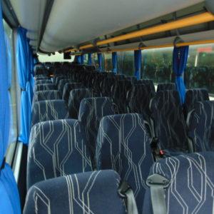 Iveco Crossway 61 places